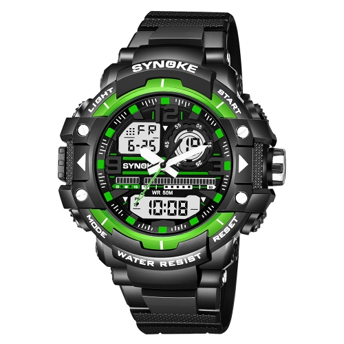 Relojes SYNOKE Sports Fashion Men