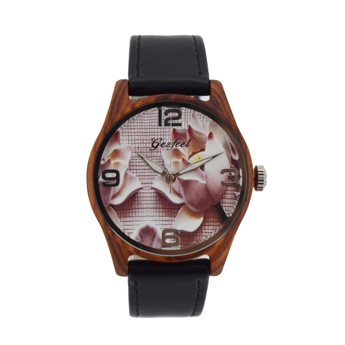 GEZFEEL Fashion Casual Women Watches Quartz Woman Reloj de pulsera Casual Mujer Reloj Tiempo Display