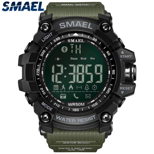 SMAEL 1617 elegante relógio esportivo