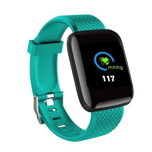 D13 smart watch pulseira de inteligência rastreador de fitness monitor de pressão arterial de freqüência cardíaca banda inteligente ip67 à prova d 'água esportes de carregamento usb para android ios