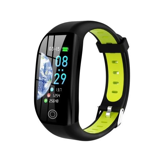 F21 inteligente pulseira 1,14 '' TFT tela BT4.0 relógio inteligente