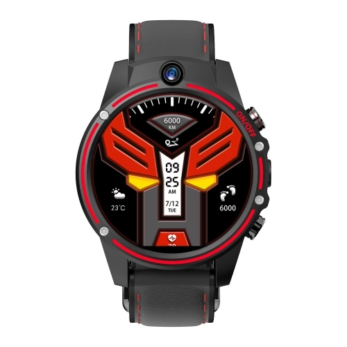Kospet Vision 4G Dual Camera Smart Watch Phone Smart Sports Watch
