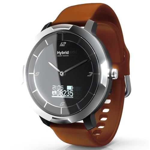 LOKMAT MK09 Smart Watch with Replacement Strap Band Compatible with Android iOS