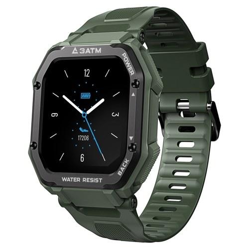 KOSPET ROCK 1,69-Zoll-Touch-Smartwatch für Männer Frauen