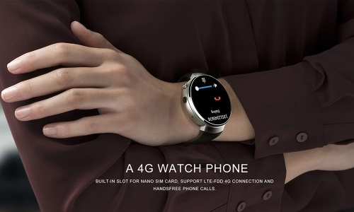 LEMFO LEM7 4G-LTE Smart Watch ...