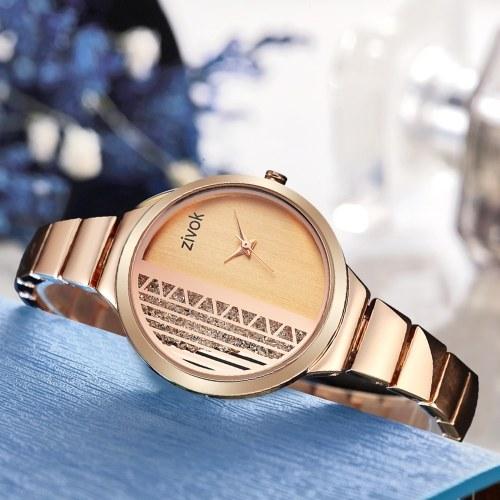 ZIVOK reloj de pulsera de cuarzo