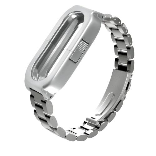 Bracelet en métal pour Xiaomi Mi Band 3