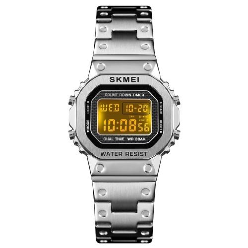 SKMEI 1433 Women Analog Digital Electronic Watch