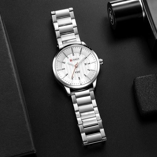 Reloj de pulsera de cuarzo de