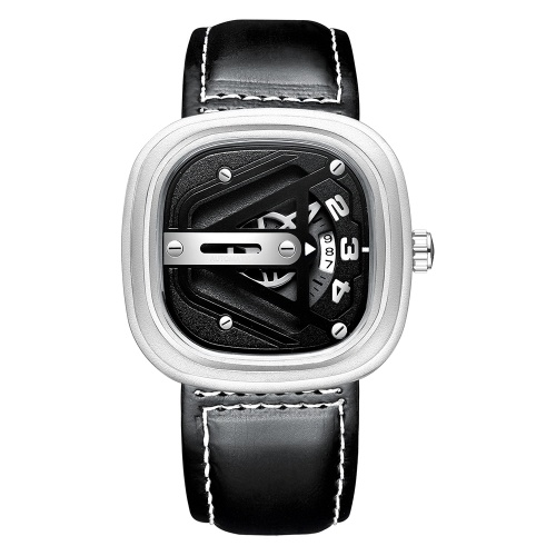 TEVISE T843B Men Automatic Mechanical Watch