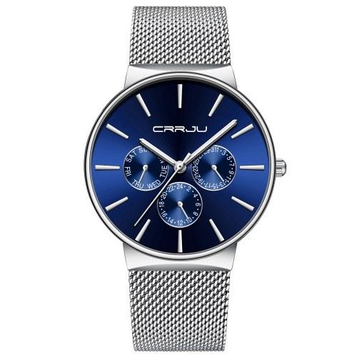 CRRJU 2155 Man Quartz Wristwatch