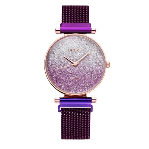 Montre-bracelet femme étoilée ciel