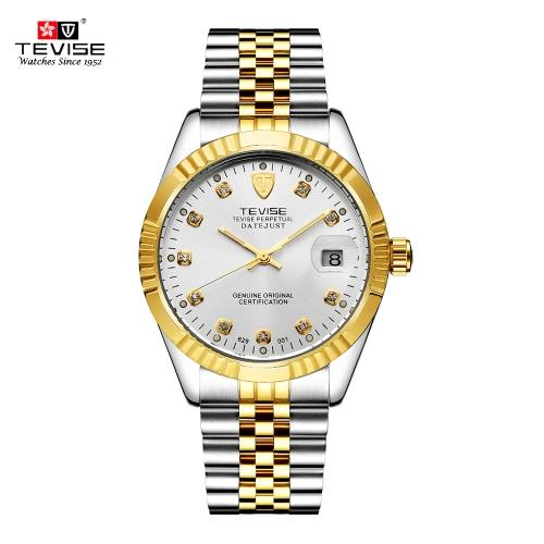 TEVISE 629-001 Reloj mecánico automático