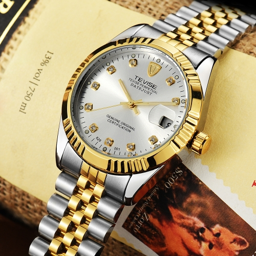 TEVISE 629-001 Automatic Mechanical Watch