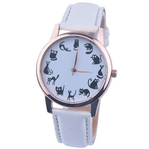 New Cartoon Watch Women Fashion Casual Watch