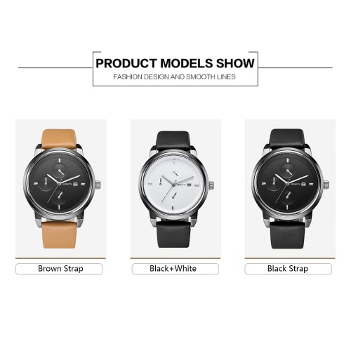 REBIRTH Brand Fashion PU Leather Quartz WOmen Watches Water-Proof Sports Cool Ladies Casual Watch Calendar Cool Watch 2017