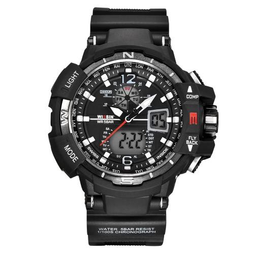 Wissin Outdoor 5ATM Water-resistant Watch