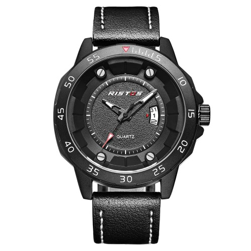 RISTOS 3ATM Water-resistant Casual Watch