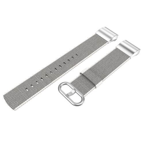 Fashion Colorful Nylon Watch Band for Fitbit Charge 2 18mm Watch Strap Bracelet Pin Buckle Replacement Band
