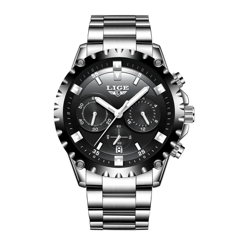 Relojes LIGE Fashion Sport Men