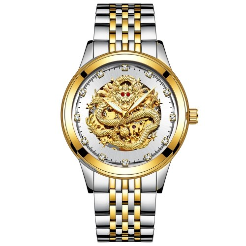 TEVISE 9006B Automatic Mechanical Watch