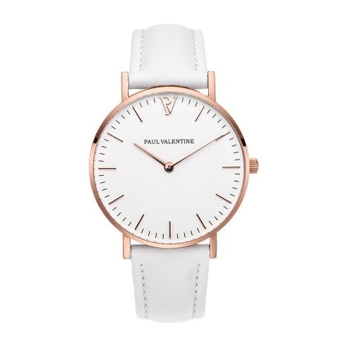 783 Quarzuhr Frauen Männer Lederband Einfache Armbanduhr Zeitanzeige Mode Lässig Leben Wasserdicht Weiblich Männlich Uhren