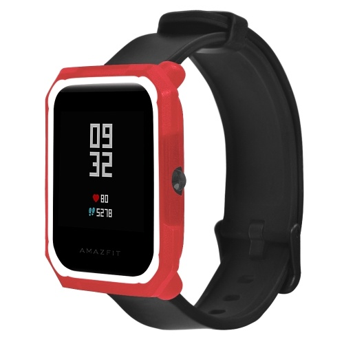 Watch Protective Case Soft TPU Protective Shell Wristband Replacement фото