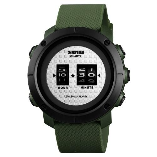 SKMEI 1486 Herren Analog Digital Elektronische Uhr
