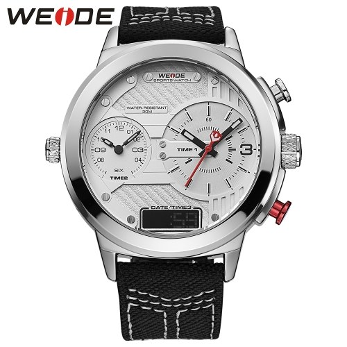 WEIDE WH6405 Кварцевые цифровые электронные часы