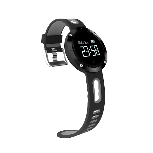 "Smart Watch 0.95"" OLED Touch Screen BT 4.0 NRF51822 CPU Blood Pressure / Heart Rate Monitor Pedometer Smartwatch for Android 4.4 & IOS 8.0 or Above"