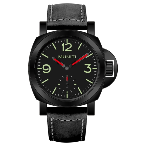 MUNITI Fashion Sport Men Watch Life Water-resistant Quartz Man Wristwatch Relogio Musculino