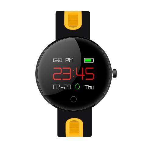 MC02 Inteligentny zegarek Cykl menstruacyjny Przypomnienie Krokomierz Inteligentna bransoletka