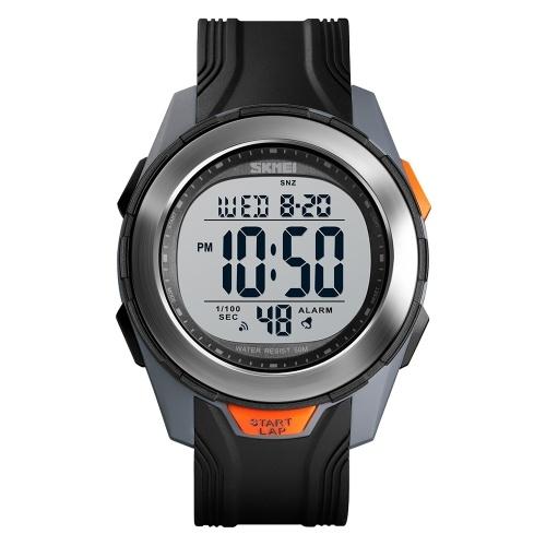 SKMEI 1503 Мужские Спортивные Часы Водонепроницаемые Наручные Часы на открытом воздухе мужские Кварцевые Мужские Часы Военные Армейские Часы для Мужчин