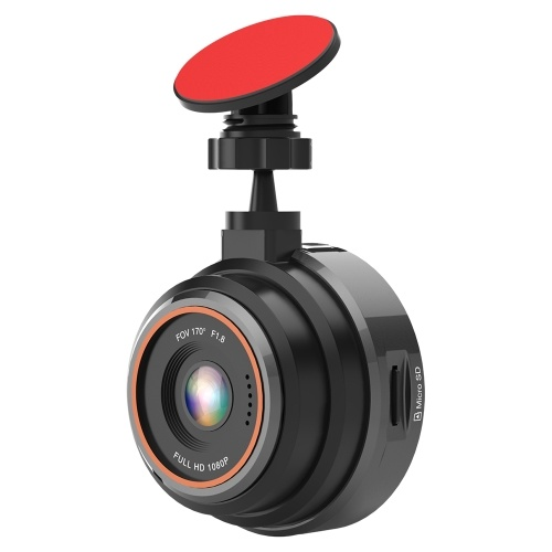 ThiEYE Safeel FHD 1080P Dash Cam Автомобильный видеорегистратор Видеорегистратор