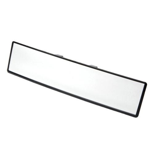Зеркало заднего вида Изогнутая поверхность Зеркало заднего вида подходит всем автомобилям Эффективно уменьшает слепую зону фото