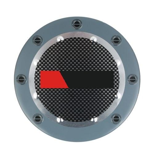 Автомобильная крышка топливного бака алюминиевая круглая замена наружной масляной коробки для Toyota Land Cruiser FJ60