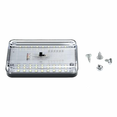 12V LED Car Vehicle Indoor Roof Ceiling Lamp LED Interior Dome Light Decoration Light