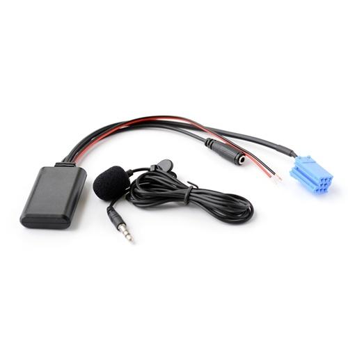 Car BT Adapter Wireless Car CD Stereo AUX Music Interface for Alfa Romeo 147 156 159 Brera Mito GT Giulietta