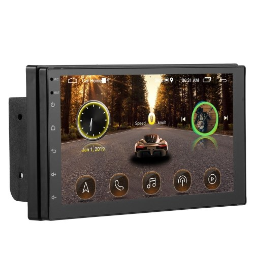 7-дюймовый автомобильный GPS-навигатор 2 Din Android 8.1 Авторадио 2 din Мультимедиа MP5-плеер