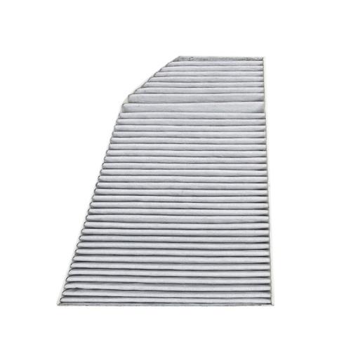 Сменный воздушный фильтр с активированным углем для фильтра кондиционера Model X Хлопковый дезодорант-очиститель