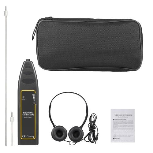 Автомобильный электронный стетоскоп, звуковое диагностическое оборудование, инструмент для ремонта двигателя, детектор аномального звука, автомобильный шумоискатель
