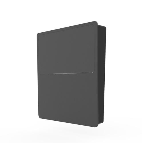Подлокотник Скрытый ящик для хранения Центральная консоль Органайзер Черная замена для Tesla Model 3