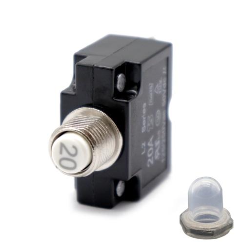 AC 125 / 250V 20A сброс термопереключатель защиты от перегрузки автоматический выключатель защиты от перегрузки