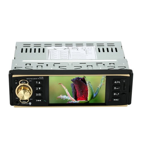 4.1 inch Universal TFT HD 1080P Bluetooth Car Radio MP5 Player