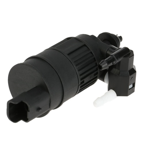 12V Twin Outlet Windscreen Washer Pump for Renault Clio Mk2 1998-2005