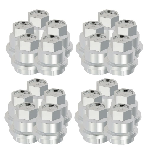 20pcs Plastic Wheel Lug Nut Covers for S10 for Sonoma for Bravada # 15661036