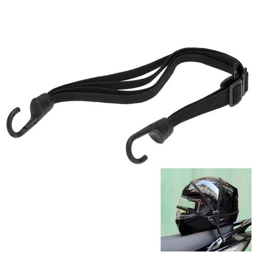 Шлем мотоцикла бинты Веревка Многофункциональный Камера привязывания крючка ремень сетевой кабель