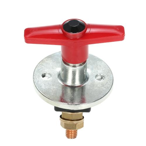 Coupure de puissance de déconnexion d'isolation de batterie de clé de voiture de 12V-60V coupez l'interrupteur