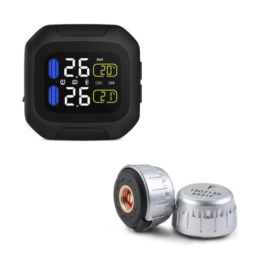 Careud exteranl tpms para sistema de control de presión de neumáticos de motocicleta moto fuera del sensor