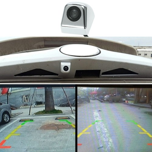 Car Rear View Camera Rearview Camera Car Parking Monitor 170 Degree Mini Car Parking Reverse Backup Camera